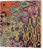 4 U 431 Wood Print