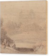 Yorkshire Wood Print