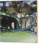 41 Packard Wood Print