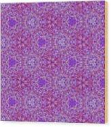 Arabesque 083 Wood Print