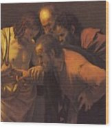 Caravaggio   Wood Print