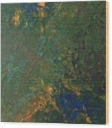 43dfp Nebula Wood Print
