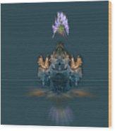4488 Wood Print