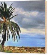 Landscape Fine Art Wood Print