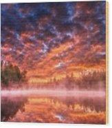 Landscape Acrylic Wood Print