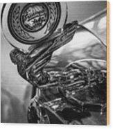 47 Triumph Roadster Wood Print