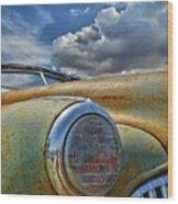48 Buick Wood Print