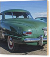 48 Studebaker Champion Wood Print