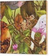 48586 Adrienne Segur Wood Print