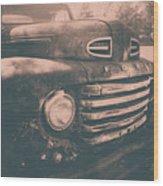 '49 Ford Pickup Wood Print