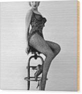 Marilyn Monroe Wood Print