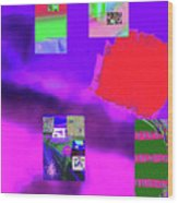 5-14-2015gab Wood Print