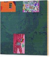 5-4-2015f Wood Print