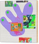 5-5-2015babcdefghijklmnopqrtuv Wood Print