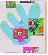 5-5-2015babcdefghijklmnopqrtuvwxyza Wood Print