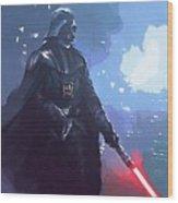 A Star Wars Art Wood Print
