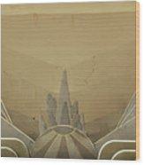 Bioshock Wood Print