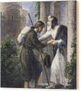 Bunyan: Pilgrims Progress Wood Print