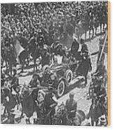 Charles A. Lindbergh Wood Print