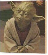 Episode 2 Star Wars Poster Wood Print