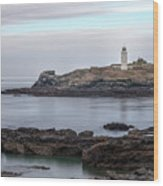 Godrevy Lighthouse - England Wood Print