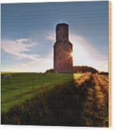 Horton Tower - England Wood Print