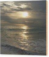 Long Beach Kogalla Wood Print