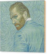 Our Loving Vincent Wood Print
