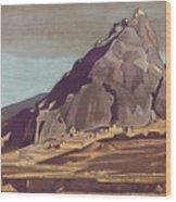 Sanctuaries And Citadels Wood Print
