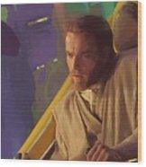 Star Wars 3 Art Wood Print