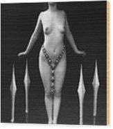 Sword Dance, C1920 Wood Print