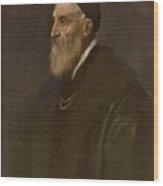 Tiziano Vecellio Di Gregorio Wood Print