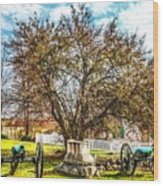 Trostle Farm Wood Print