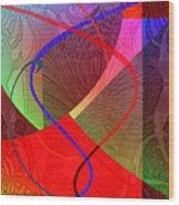 504 - Patterns  2017 Wood Print