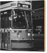 504 Streetcar Wood Print
