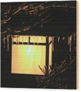 Wolfeboro Nh Wood Print