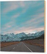 523pm Wood Print