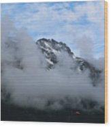 Alaska_00053 Wood Print