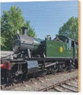 5542 At Shenton Wood Print
