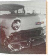 56 Belair In Memphis Wood Print
