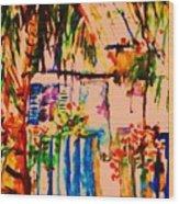 Janas Wood Print