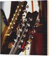 5796-001 Washburn - Guitar Wood Print