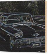 58 Fleetwood Wood Print
