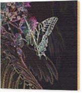 5815 2 Wood Print