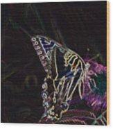 5859 3 Wood Print