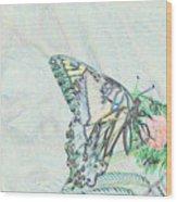 5859 4 Wood Print