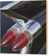 '59 Cadillac Wood Print