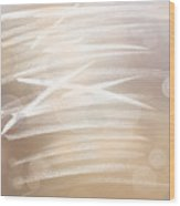Abstract Background Wood Print