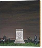 5th Massachusetts Battery Wood Print