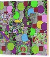 6-10-2015abcdefghijklmnopqrtuvwxyz Wood Print